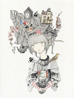 Enredada by Lady Desidia