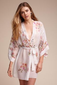Field of Flowers Robe from BHLDN