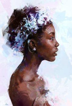 Portrait 13 by AaronGriffinArt