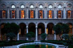 Palazzo Doria Pamphili - Indagare