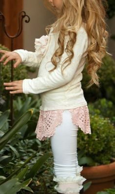 Adorable. Cutest little girl clothing!