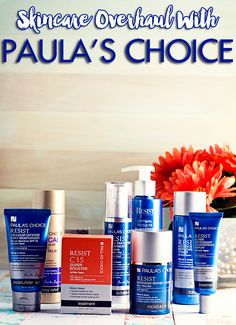 Skincare Overhaul with Paula's Choice! Skin transforming life changing skincare? Find out!