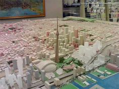 toronto-miniature-city-model-city