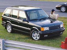 1998 Range Rover