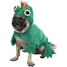 Prince Of Frogs Costume - XSMALL [Misc.] *** Learn more by visiting the image link. (This is an affiliate link) #ApparelAccessories
