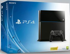 Sony Unveils Retail Packaging for PS4 Console & Accessories