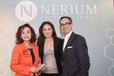 Nerium International™ celebra el lanzamiento de su innovadora línea de productos para el cuidado de la piel Optimera™ con fiesta y estrellas en la ciudad de México