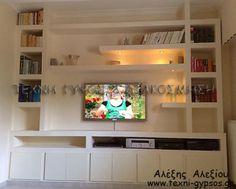 Σχετική εικόνα Family Room, Flat Screen, House, Ideas, Blood Plasma, Home, Family Rooms, Flatscreen, Living Room