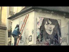 """ZAZ & PABLO ALBORAN - """"SOUS LE CIEL DE PARIS"""" [Official Video] - YouTube"""
