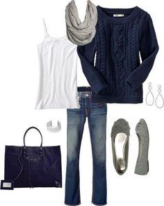 Navy #briandalinemoda #moda