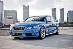 Audi S4 Avant mtm 435PS