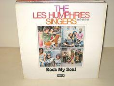 Les Humphries Singers, The - Rock My Soul 1975 Germany LP mint