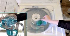She Puts Mouthwash In Her Washing Machine. After I Saw What Happened, I'll Be Trying This Too!