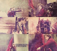 """""""Who's there?"""" """"French Revolution!"""""""