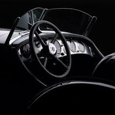 "1930 Mercedes-Benz SSK ""Count Trossi"""