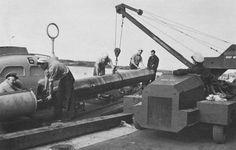 PT Boat ~ torpedo loading ~ BFD