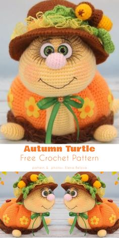 It's Pumpkin Time! The Best Free Crochet Patterns