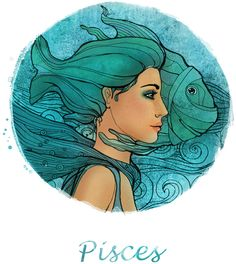 Pisces zodiac sign, astrology and horoscope star sign meanings with many astrological pictures and descriptions.