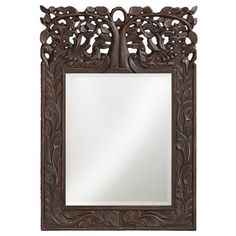 "Live Oak 25"" High Wall Mirror 