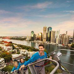 Visiting Brisbane: Visitor Information
