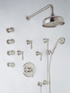 Merveilleux Rohl Country Thermostatic Kit Shower Trim Traditional Bathroom Faucets LOVE  The Shower Head!