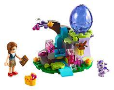 LEGO Elves Emily Jones a mládě větrného draka - Bambule Království hraček
