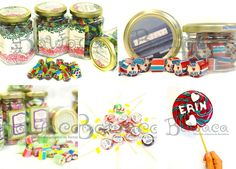 Customized candies