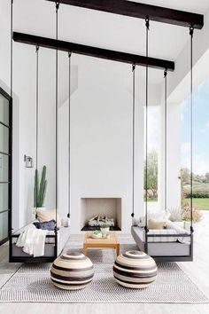 Inside a Modern Family Home in La Quinta, California | MyDomaine