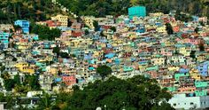 Bahama Bob's Rumstyles: Colorful and Crowded: Port Au Prince