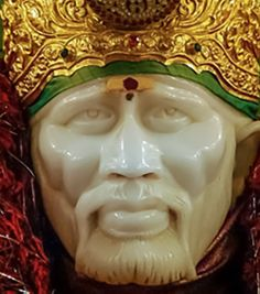 """The Lord will protect him who has faith and patience."" Shirdi Sai Baba, Sri Sai Satcharitra Ch 26"