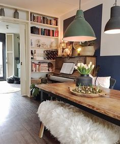 60 Interior Doors Ideas You'll Love - beach house decor Living Room Interior, Home Interior Design, Living Room Decor, Living Spaces, Interior Decorating, Cozy Living Rooms, Dining Room Design, Home Decor Inspiration, Decor Ideas