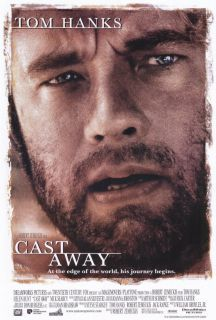 CASTAWAY - A FedEx executive must transform himself physically and emotionally to survive a crash landing on a deserted island.