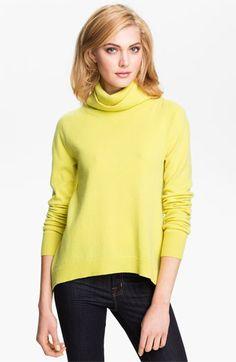 Diane von Furstenberg 'Havsis Bis' Turtleneck Sweater available at #Nordstrom