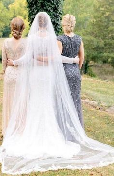Wedding Poses - This Elegant Downton Abbey Wedding Inspiration from Floral Wedding Picture Poses, Wedding Photography Poses, Wedding Poses, Wedding Dresses, Wedding Family Photos, Sister Wedding Pictures, Photography Ideas, Sister Pics, Wedding Ceremony