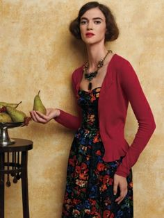 Anthropologie October 2012 Catalog