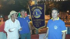 Amambai Crepúsculo #LionsClub (Brazil) provided dinner to the homeless of their city