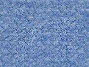Jacquardjersey Polarstern,  jeansblau melange Shopping, Home Decor, Pole Star, Decoration Home, Room Decor, Home Interior Design, Home Decoration, Interior Design
