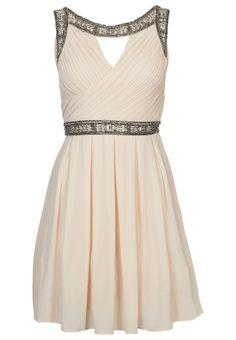 TFNC - Vestito elegante - beige