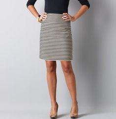 loft pencil skirt