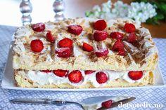 Det søte liv   Best på kakeoppskrifter!