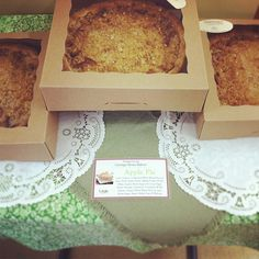 Apple Pies Apple Pies, Carriage House, Bakery, Food, Apple Pie Cake, Eten, Apple Pie, Bakery Business, Meals