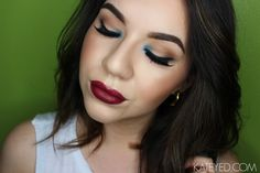Dark and color for fall!