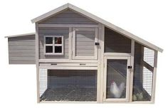 """Precision Cape Cod """"Extreme"""" Chicken Coop now at Rockin R Ranch Supply."""