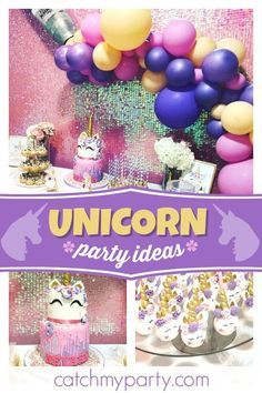 ~ Birthday Party Supplies Favor Accessory MAGICAL UNICORN DELUXE HAIR CLIPS 12