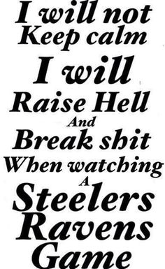 These games are nail biters Steelers Ravens, Steelers Pics, Here We Go Steelers, Pittsburgh Steelers Football, Pittsburgh Sports, Best Football Team, Football Memes, Steelers Stuff, Football Season