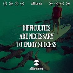 Difficulties are necessary to enjoy success.  #motivation #quotes #quote #success #billionaire #suits #entrepreneur