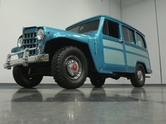 1951 Willys Station Wagon