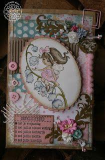 6410/0011 Noor! Design Maanden en Calendarium Stempels Martine Bosman(madeliefjuh)