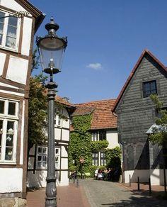 Town of Minden, North Rhine-Westphalia, Germany