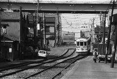 江東区亀戸6丁目と大島3丁目辺り。 Showa, Tokyo Japan, Vintage Photos, History, Street, Tokyo, Historia, Walkway